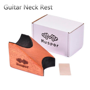 BassGears Bass Guitar Neck Rest Support