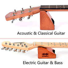Load image into Gallery viewer, BassGears Bass Guitar Neck Rest Support