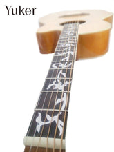 Load image into Gallery viewer, BassGears Bass Inlay Decal Ultra Thin Fretboard Sticker