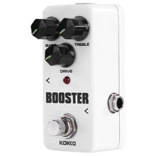 KOKKO Pedal Effects (Compressor, Booster, Distortion, Overdrive)