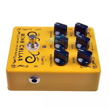 Caline CP-60 Driver+DI For Bass Guitar Pedal Effect 9V