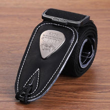 Load image into Gallery viewer, BassGears CST-1303Black  Soldier Strap Leather