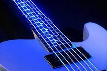 Load image into Gallery viewer, BassGears DR NEON White bass guitar strings