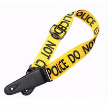 Fully Adjustable Bass Guitar POLICE Strap