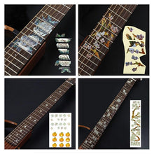 Load image into Gallery viewer, BassGears Inlay Decals Fretboard Sticker