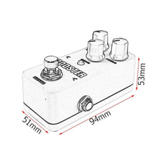 Load image into Gallery viewer, BassGears KOKKO Distortion Effect Pedal