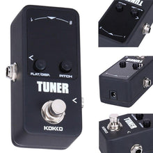 KOKKO Pedal Tuner Effect