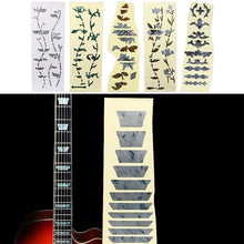 Load image into Gallery viewer, BassGears New Ultra Thin Bass Guitar Stickers Inlay