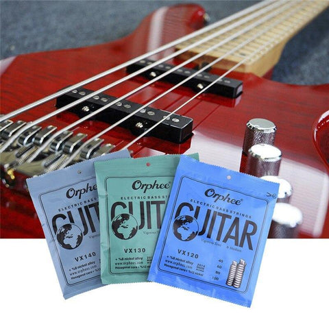 Orphee Electric Bass Strings - BassGears