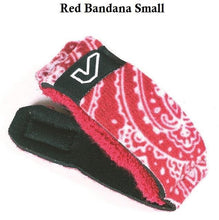 Load image into Gallery viewer, BassGears Red Bandana Gruv Gear FretWraps