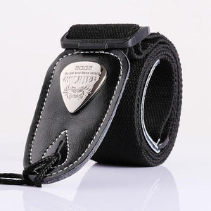 BassGears  Soldier Strap Leather