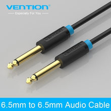 Load image into Gallery viewer, BassGears Vention AUX Cable 6.5mm to 6.5mm - 0,5m to 10m