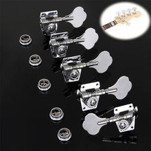 Load image into Gallery viewer, BassGears Vintage Steel Bass String Tuners