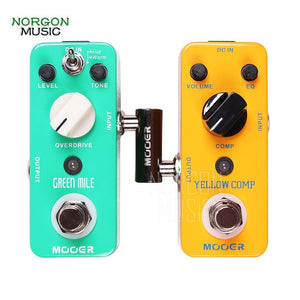 BassGears Z-Shape & Straight Effect Pedals Connector