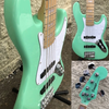 GAMMA Custom J521-01, Beta Model, Marina Green- Bass - BassGears