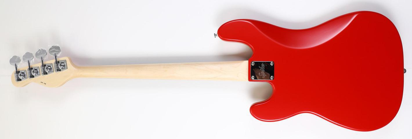 Tribe Spike 4 Fuego Red (Matte finish)