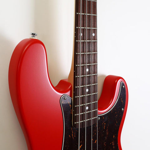 Tribe Spike 4 Fuego Red (Matte finish) - BassGears