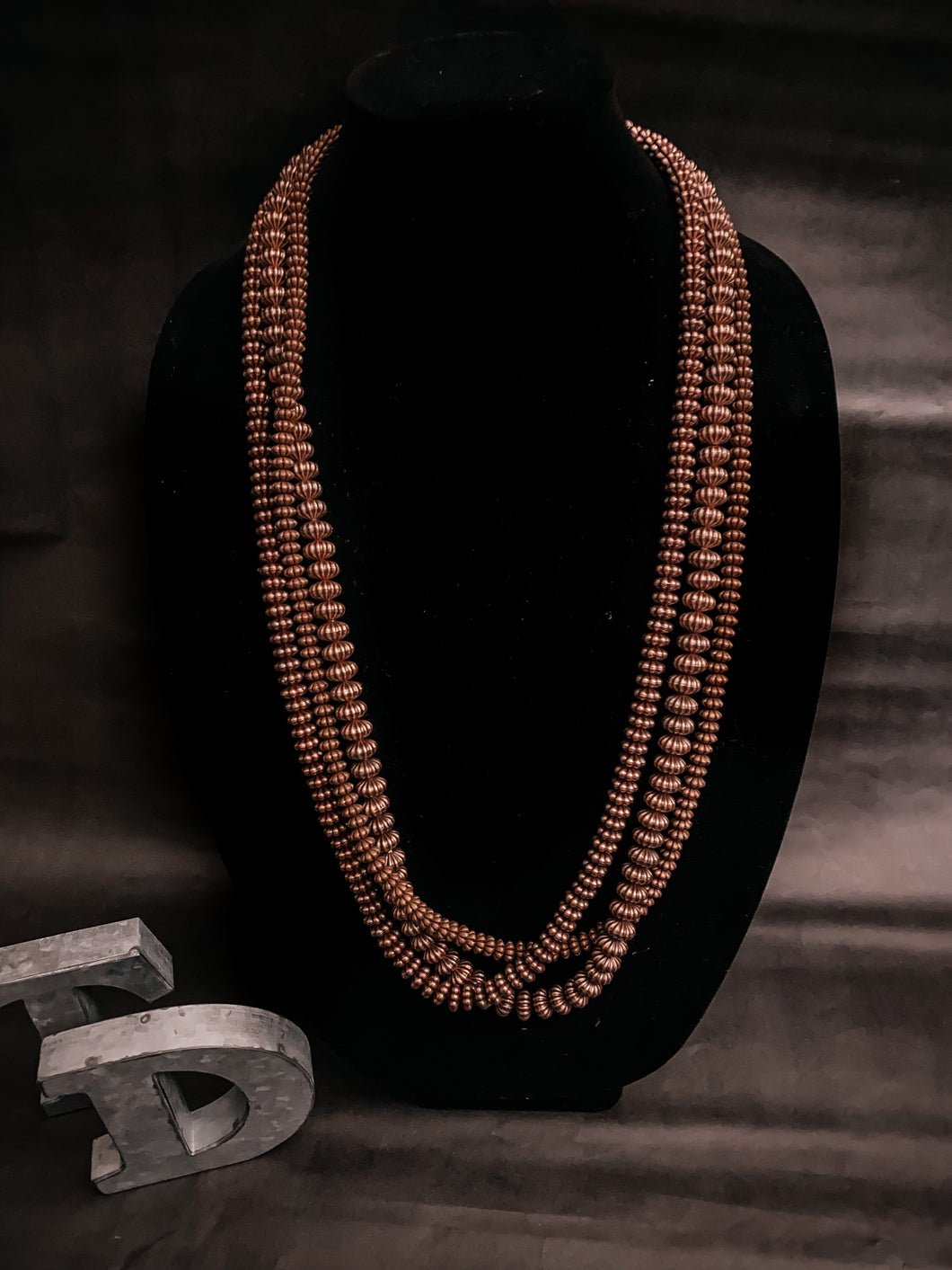 Raleigh's Necklace (copper)