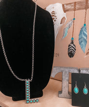 Load image into Gallery viewer, Long Initial Necklace