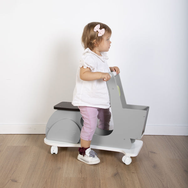 Childhome - Scooter Ride-on 360° wheels