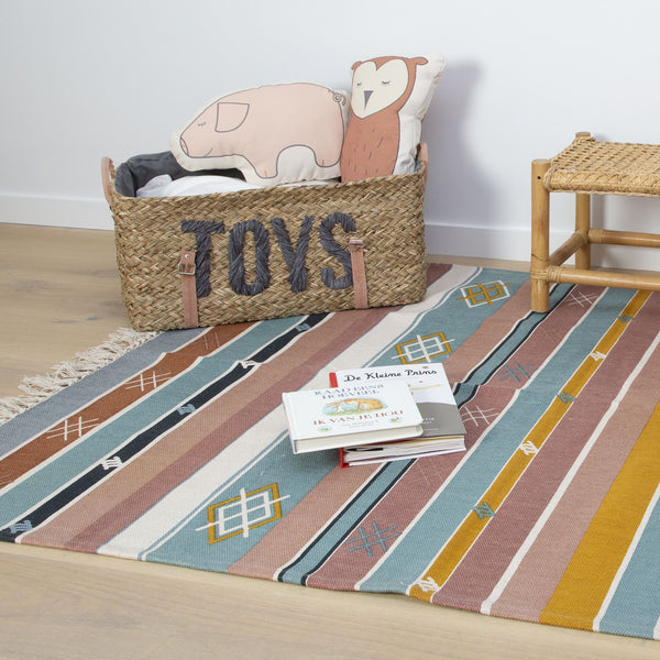 Childhome - Geometric Kids Rug 120 x 160 CM
