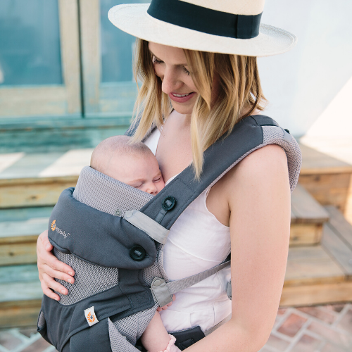 Ergobaby - Easy Snug Infant Insert Cool Air Mesh