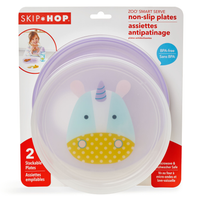Skip Hop - Smart Serve Non-Slip Plates