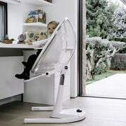 Mima - Moon Highchair with footrest