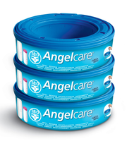 Angelcare - Nappy Disposal Refill Cassettes - set of 3