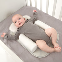 Doomoo Basics - Multi Sleep - Back positioner with ergonomic head pillow