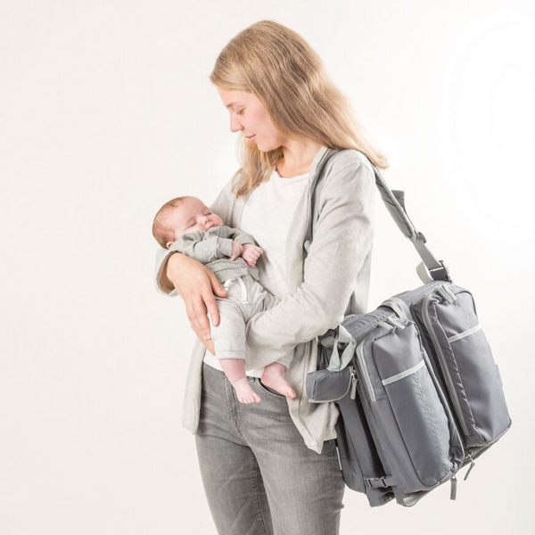 Doomoo Basics - Baby Travel Nursery Bag