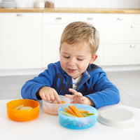 Skip Hop - Zoo Smart Serve Non-Slip Bowls