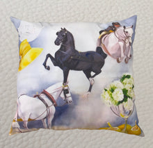 Load image into Gallery viewer, Show Pillow by Janet Crawford