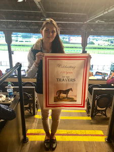 Travers 150th Tea Towel