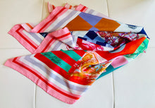 Load image into Gallery viewer, Nautical Flag Yearling Scarf