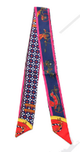 Load image into Gallery viewer, Equestrian Wrap Scarf