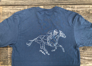 Tyler Robertson for Chateau du Cheval Men's T Shirt