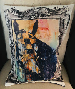 Secretariat Pillow Cover