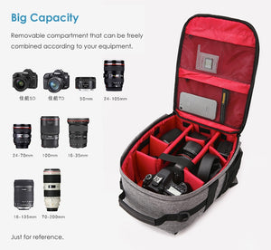 IdeaPro Photographer's Camera Bag