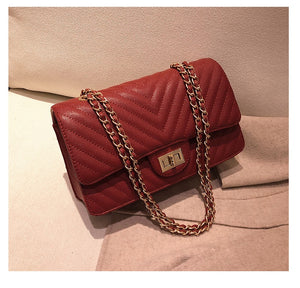 Women's Shoulder bag PU leather women's Crossbody bag Luxury designer Handbag