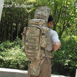 Tactical  M4 carry bag Bag Airsoft Paintball HuntingBackpack