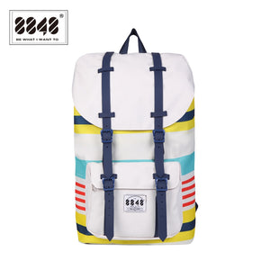 Unisex Men's Women's Travel Backpack Bag Big Capacity Popular Polyester Bag Teen