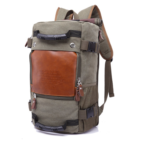 KAKA Modern Travel Large Capacity Backpack