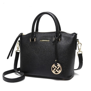 JIANXIU Brand Genuine Leather Handbag Female Casual Leather Tote bag
