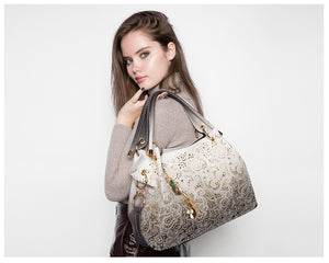 REALER women handbags  ladies pu leather
