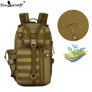 Outdoor Tactical Backpack Waterproof Army Shoulder Military. Color Variations