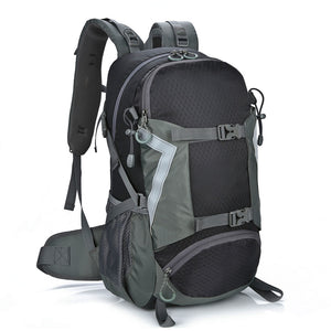 Outdoor Hiking Backpack 30L Waterproof Anti-tear Nylon Quality Bag Men Women