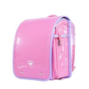 Girl's Kids Children's Pink School Backpack Bag Purse. 4 Color Choices