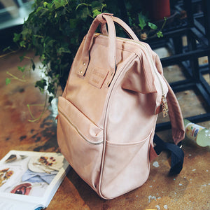 Women's backpack fashion youth shoulder bag laptop backpack schoolbag