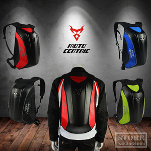 Men's Motorcycle Bag Water Resistant Backpack Touring Luggage Bag 3 COLORS